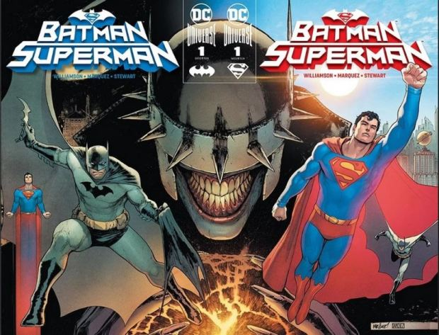 Batman/Superman #1 (2019)
