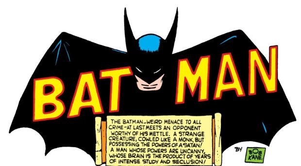Batman-Logo Detective Comics #31