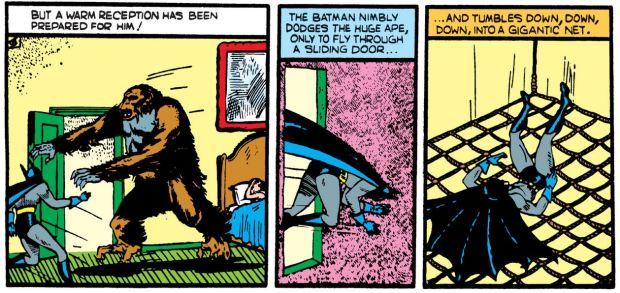 Batman und der Riesenaffe