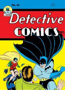 Detectice Comics #46