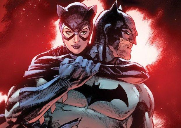 Batman/Catwoman DC Comics