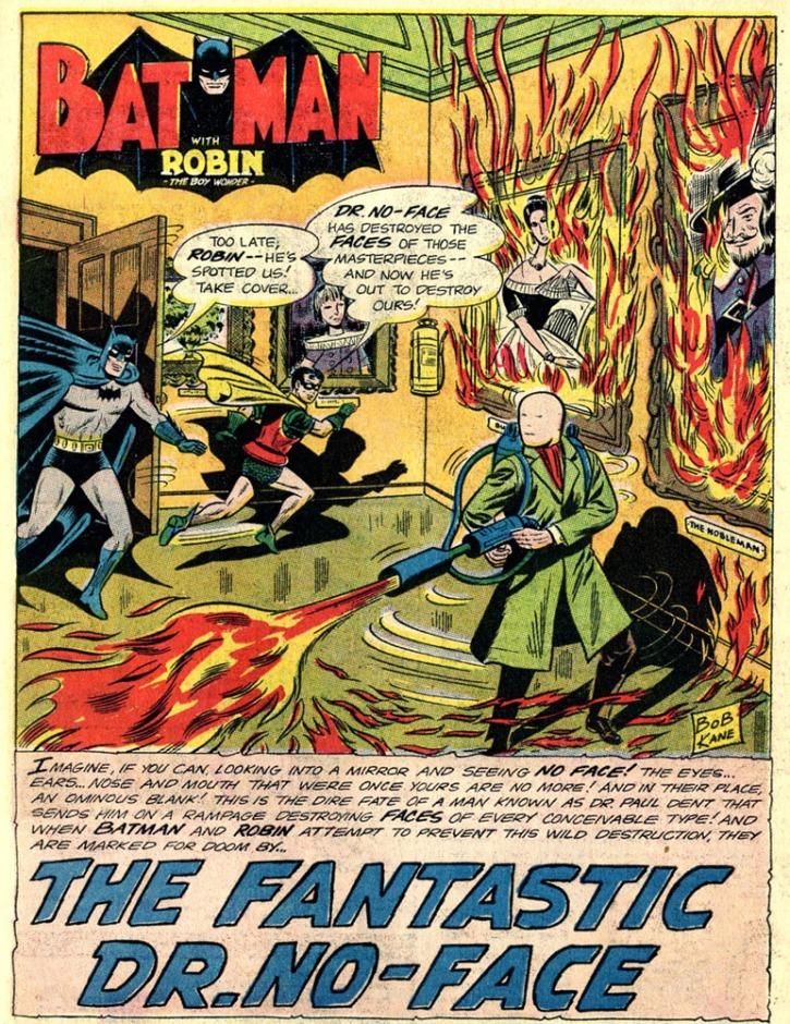Batman: Dr. No-Face