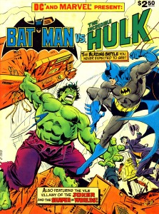 Batman vs. Hulk (Cover)