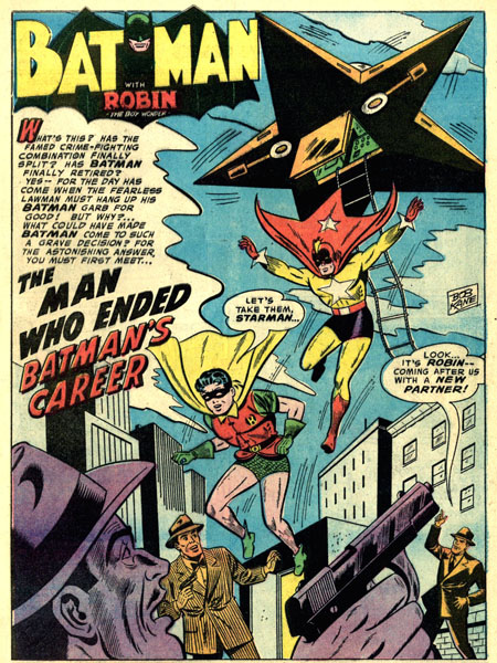 Starman & Robin (DC Comics)