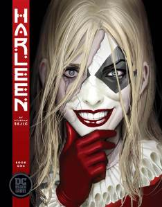 harleen cover