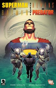 Superman/Batman vs. Aliens/Predator 1