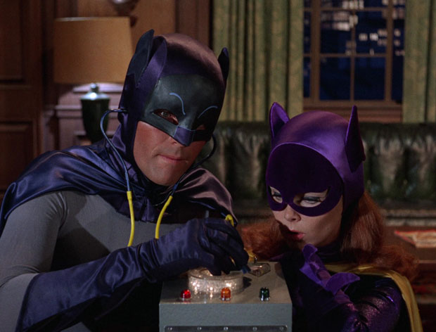 Batman & Batgirl