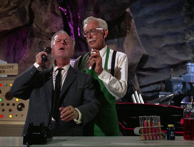Gordon & Alfred in der Bathöhle