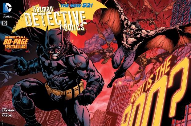 Detective Comics #19 (DC Comics)