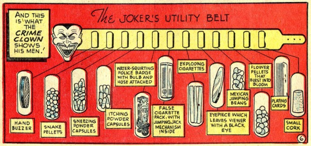 Jokers Werkzeuggürtel