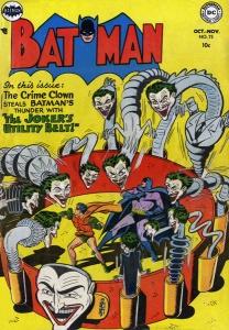 Joker's Utility Belt