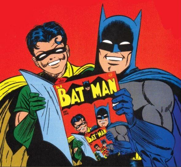 batman #8 1941