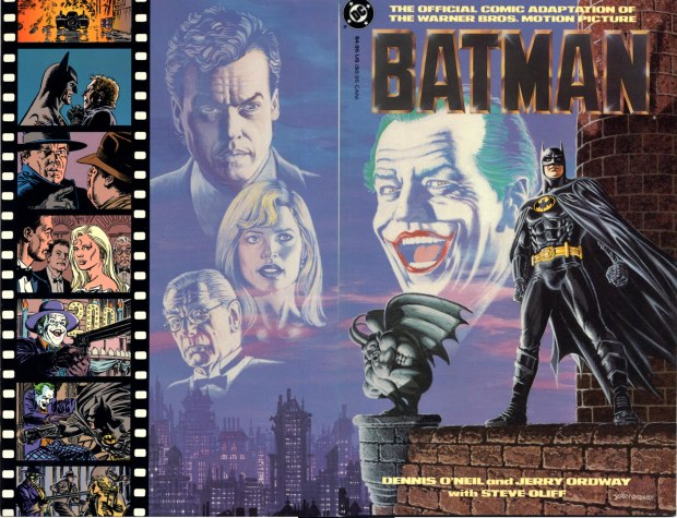 Batman Movie Adaptation 1989