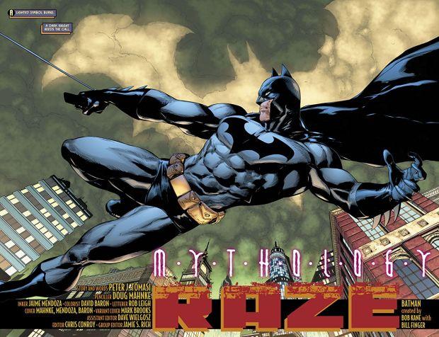 Batman von Doug Mahnke in Detective Comics #994