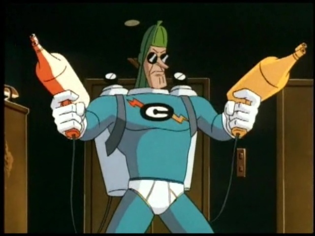 Condiment King in Batman TAS