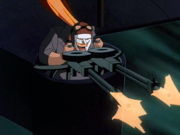 Joker in Batman TAS: Harlequinade