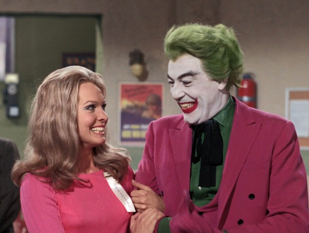 Joker mit Muse Baby Jane.