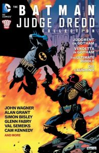 batman judge dredd cover
