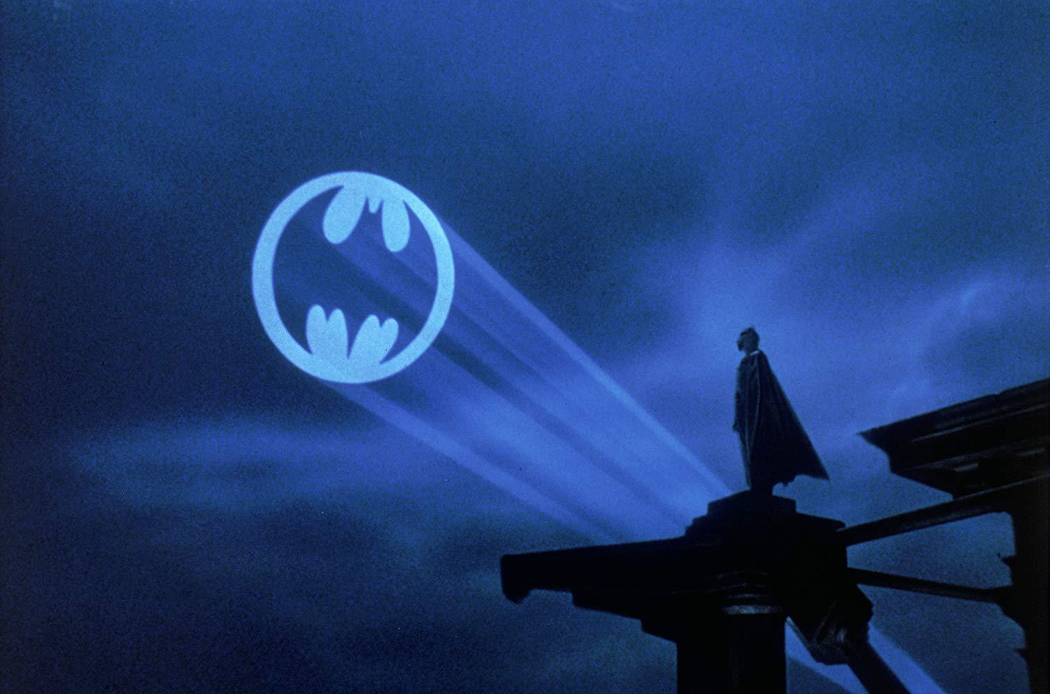 Batman Scheinwerfer