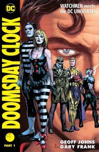 Doomsday Clock Vol. 1 Cover