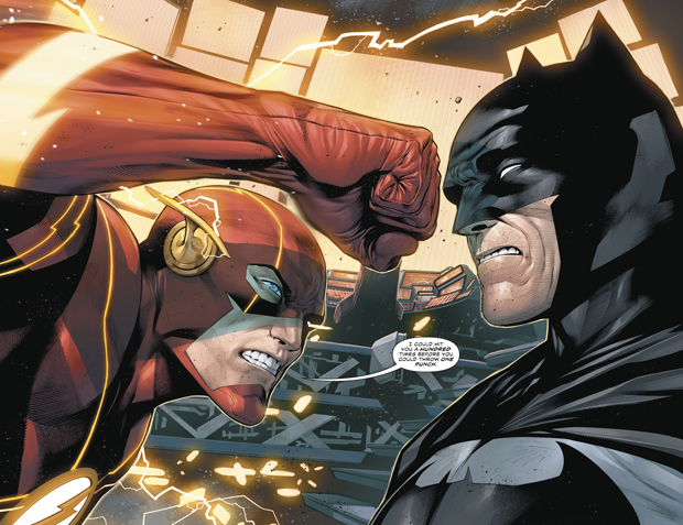 Flash vs. Batman