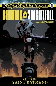 Tales from the DC Dark Multiverse: Knightfall