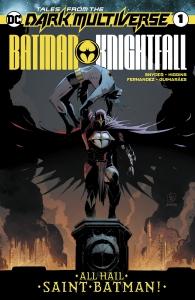 Tales from the DC Dark Multiverse: Knightfall