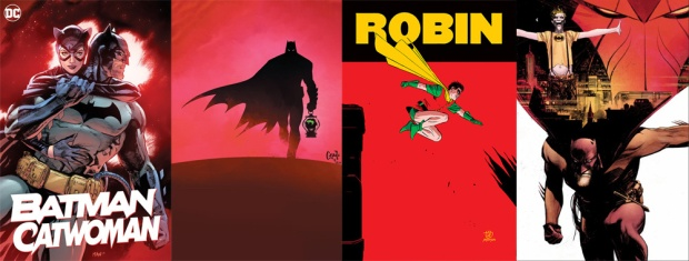 Batman-Comics 2020