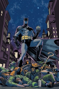 Batman Universe #1 Cover