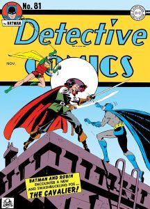 detective comics #81 1943
