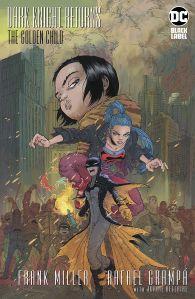 Dark Knight Returns: The Golden Child (Cover)