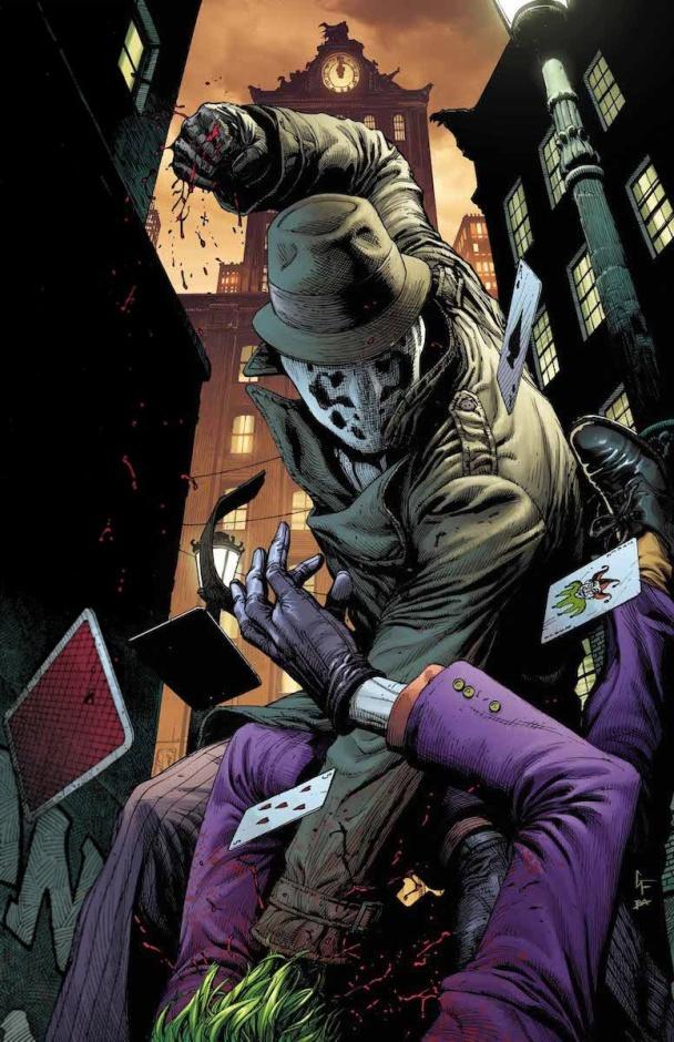 Rorschach vs. Joker