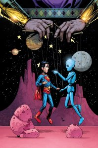Doomsday Clock #8 variant