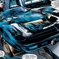 Batmobil von Neal Adams (DC Comics)