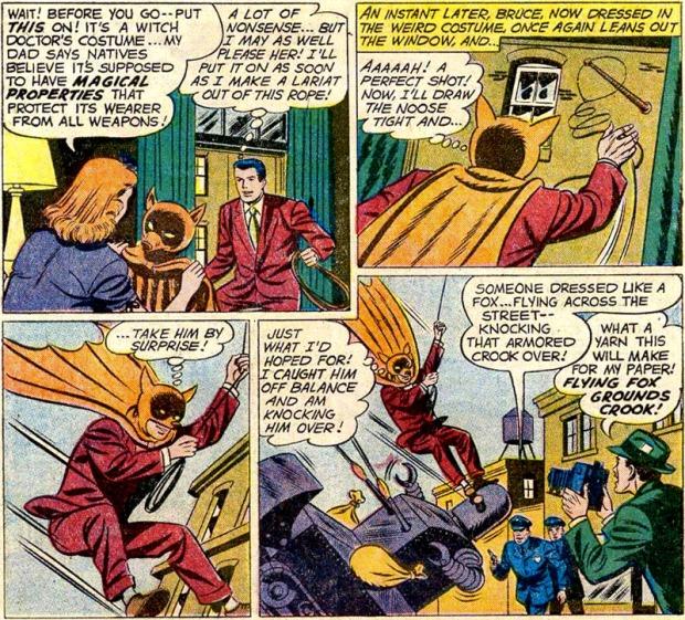 "Superboy: ""The Origin of the Superman-Batman Team!"""