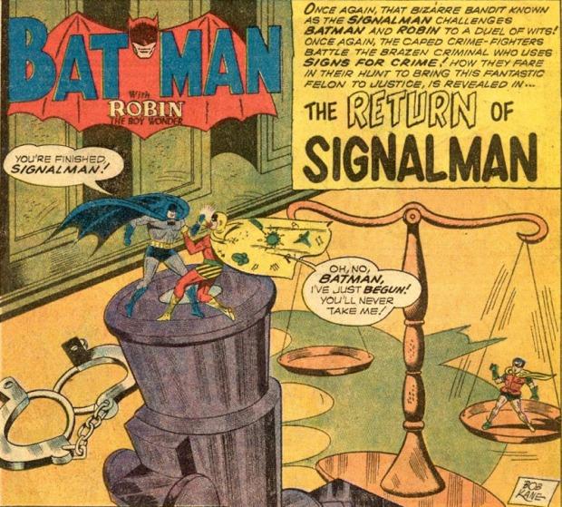 The Return of Signalman