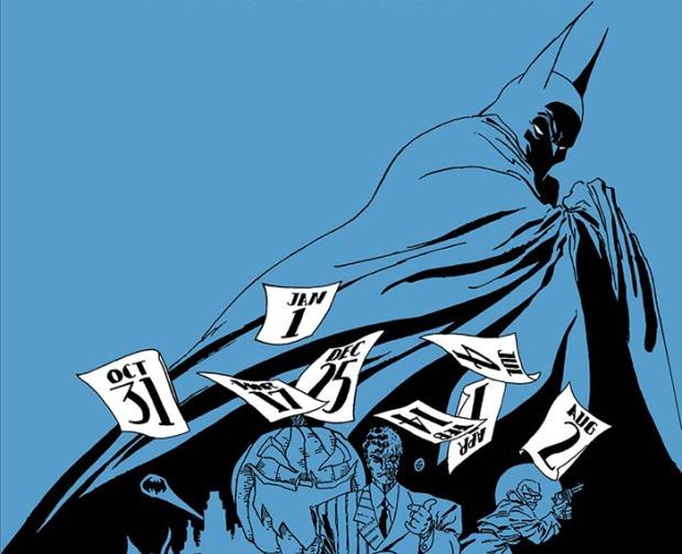 Batman: The Long Halloween (Cover)