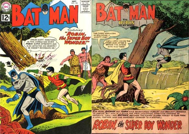 Robin, the Super Boy Wonder