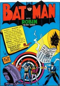 Batman, Robin & Deadshot