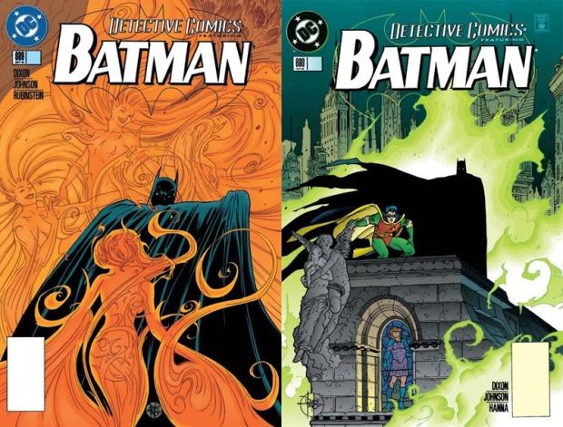 Batman vs. Firefly