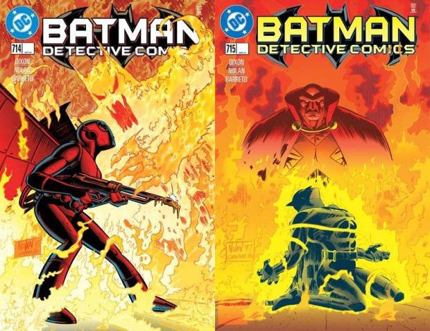 Batman vs. Firefly, Martian Manhunter