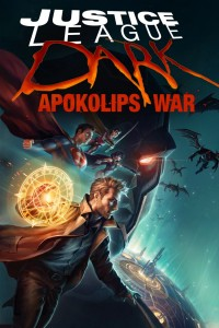 Justice League Dark - Apokolips War (Cover)