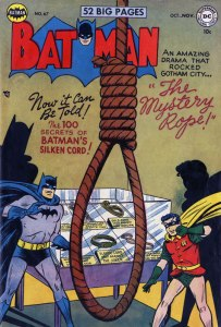 The Mystery Rope
