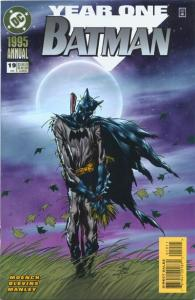 Year One: Scarecrow