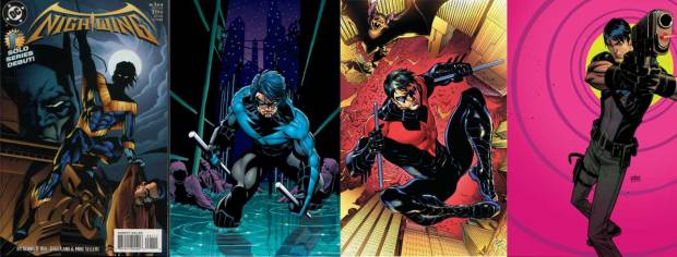 nightwing-collage
